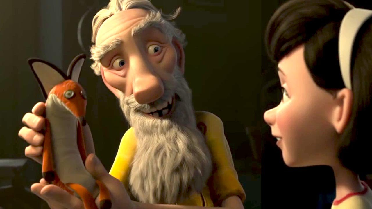 The Little Prince 2015 Afa Animation For Adults Animation News Reviews Articles Podcasts And More