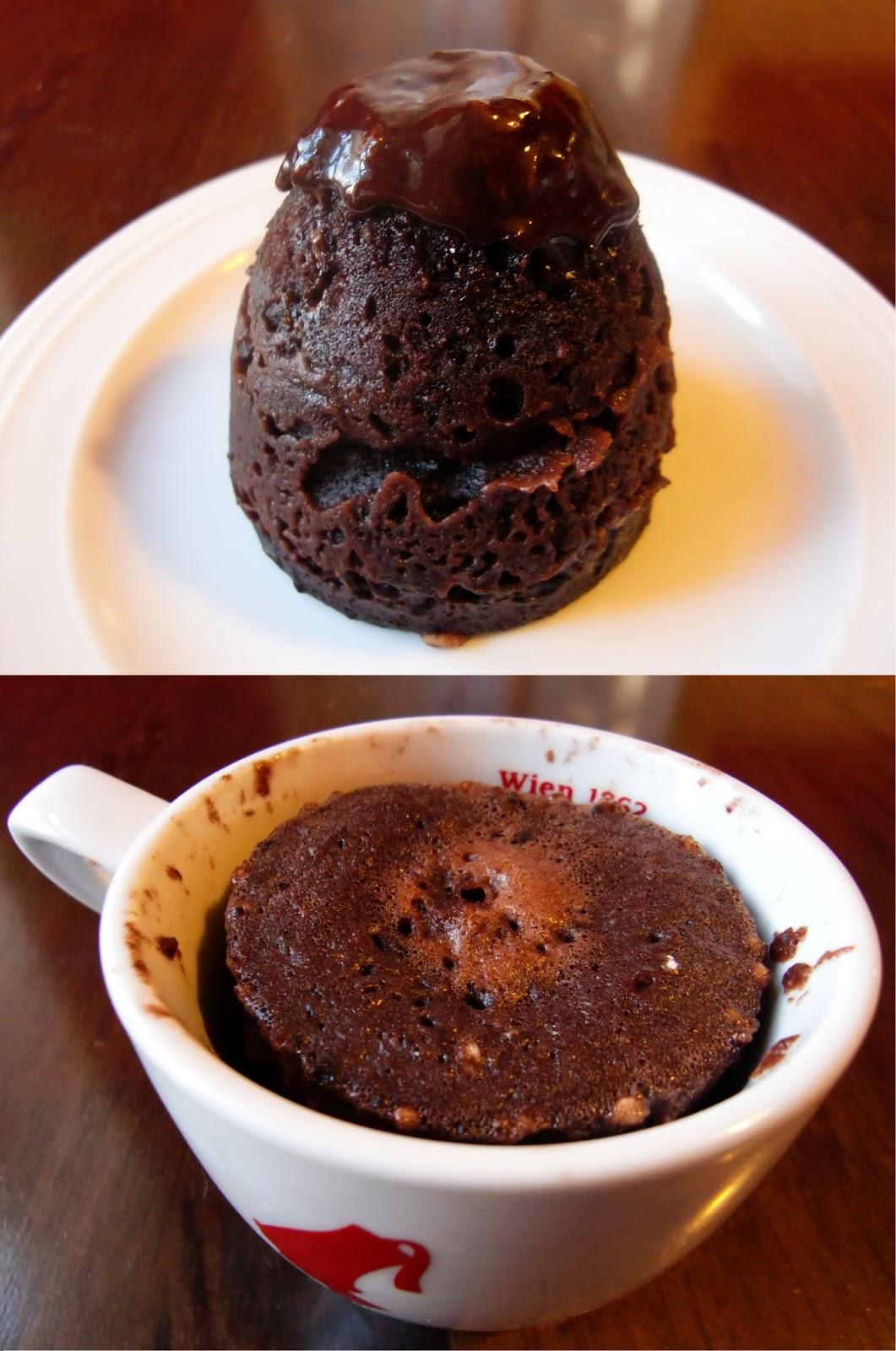 Rezept Mikrowellen Brownie