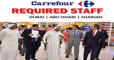 Carrefour Job Vacancies In UAE