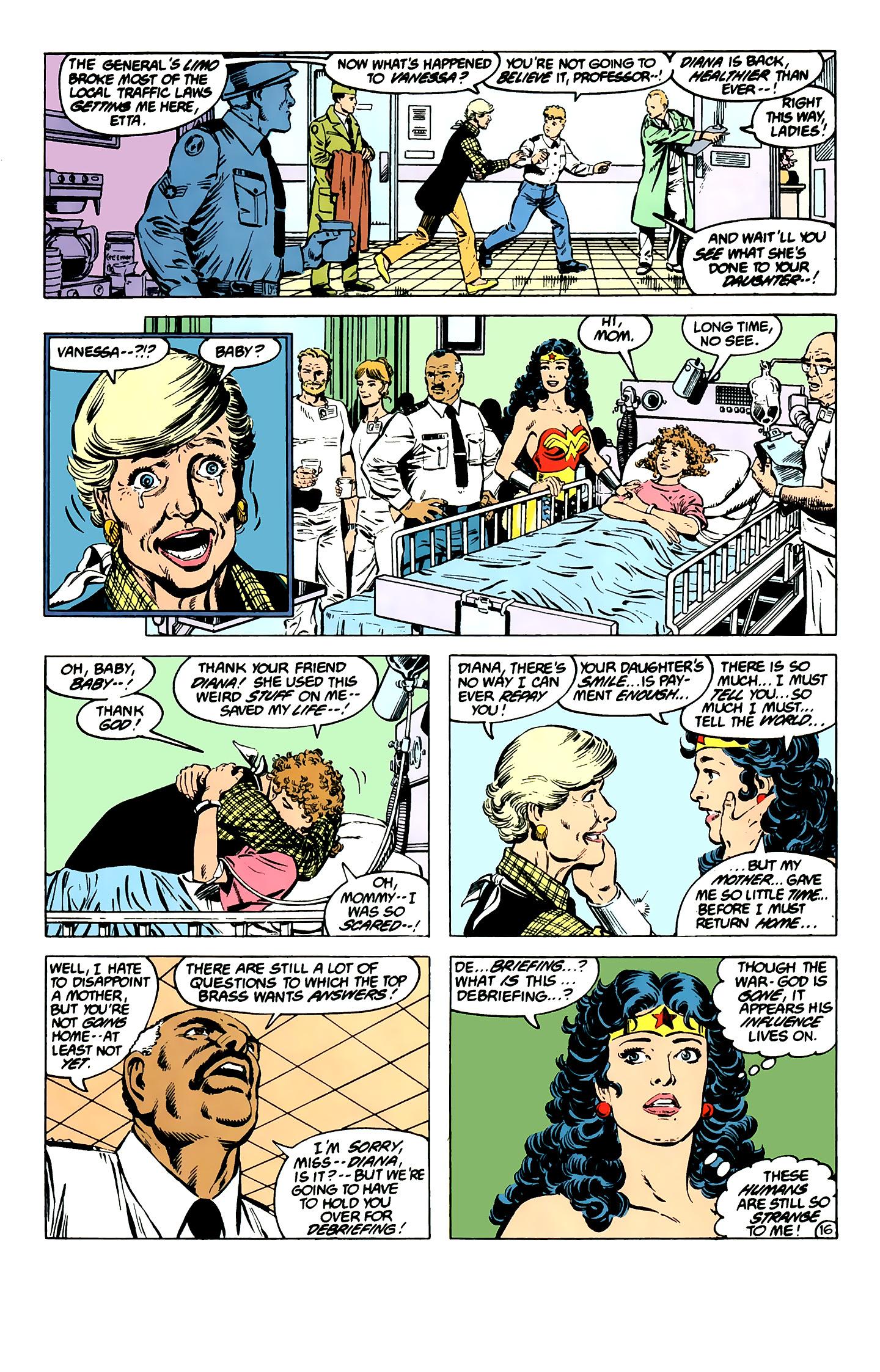 Read online Wonder Woman (1987) comic -  Issue #7 - 16