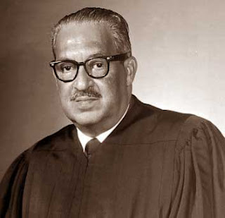 Thurgood Marshall in Black History picture