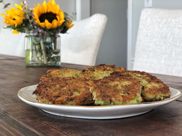 broccoli latke recipe
