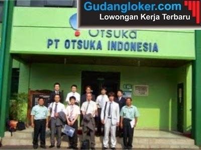 Lowongan Kerja Terbaru Otsuka Indonesia