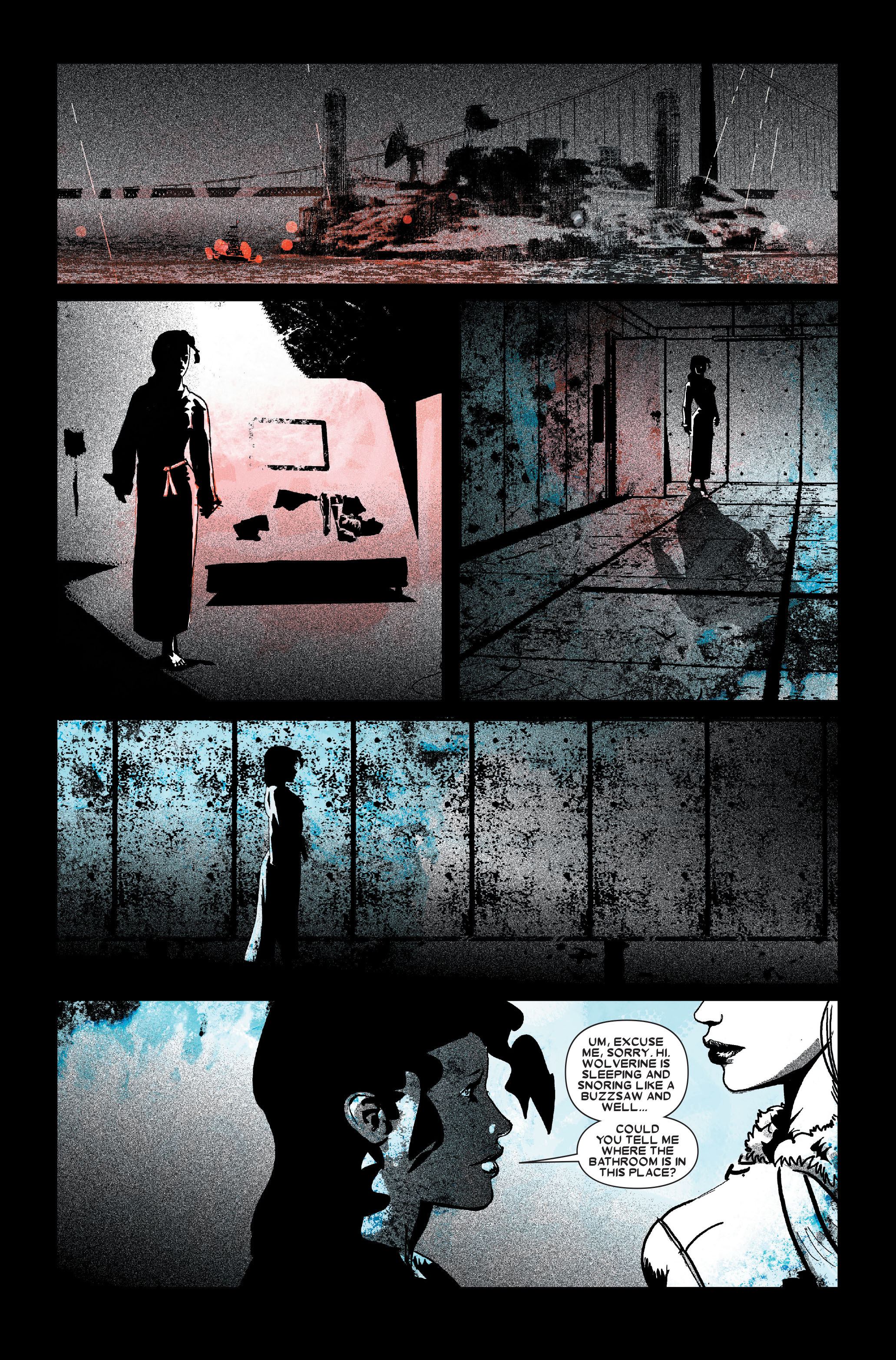 Read online Wolverine: Weapon X comic -  Issue #10 - 20