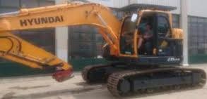 Crawler Excavator Hyundai R235LCR-9 Service Manual