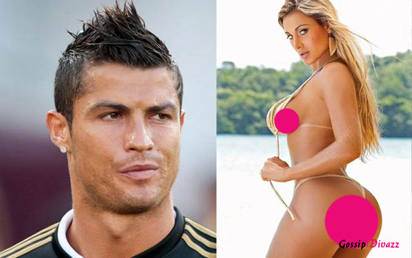 Portuguese-footballer-Cristiano-Ronaldo-and-miss-bum-bum