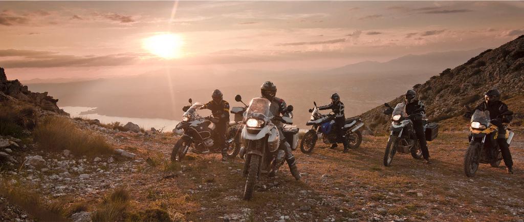 Bạn có tin rằng mình có thể đi bất cứ đâu với những siêu mô tô của BMW?