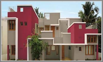 Berikut Kami Sajikan Beberapa Kombinasi Cat Rumah Minimalis Modern Terbary Yang Bisa Anda Pilih Salah Satunya