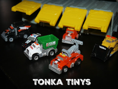 Tonka, toy cars