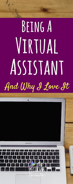 Being a Virtual Assistant is hard work, but it's also rewarding! Read the full post to find out why I love it and the benefits of being a virtual assistant.