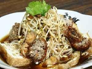 Kuliner Indonesia - Lontong Balap
