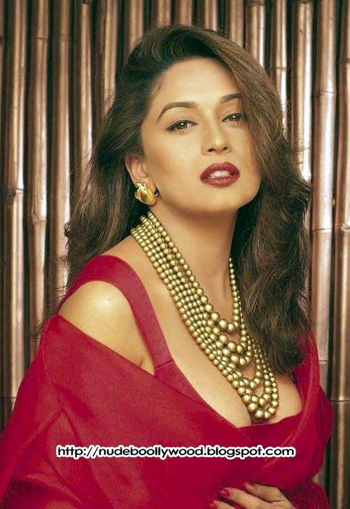 Madhuri Dixit Hot Photos  Nude Bollywood-7386
