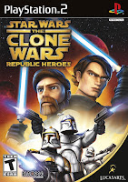 Cheat Star Wars The Clone Wars: Republic Heroes PS2