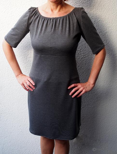 Baukasten-Kleid