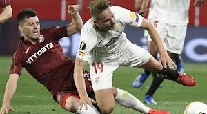 اشبيلية يتاهل لدور ثمن النهائي الدوري الأوروبي رغم للتعادل مع فريق كلوج