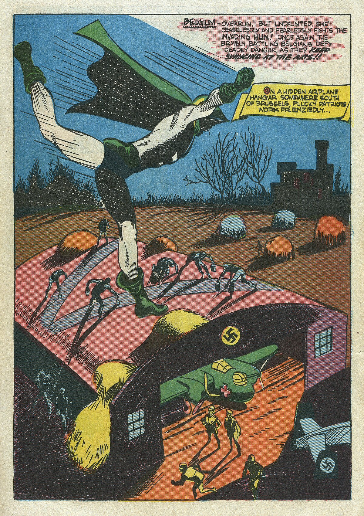 Read online All-Star Comics comic -  Issue #14 - 42