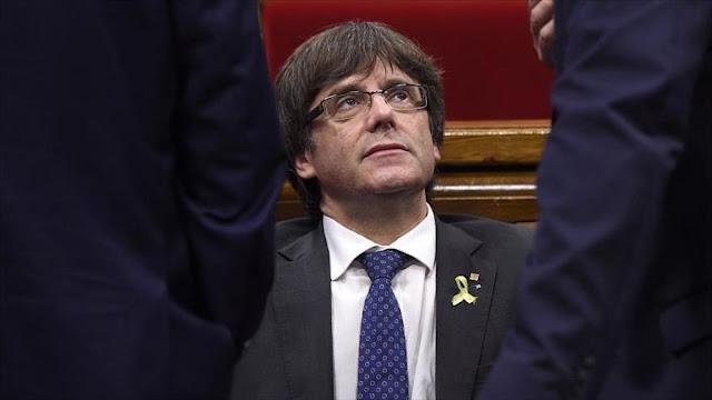 España le retira a Puigdemont su guardaespaldas
