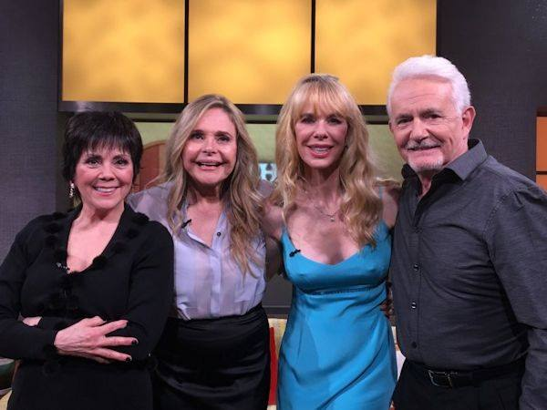 BarneStorming with Priscilla Barnes: Three's Company 40th ...