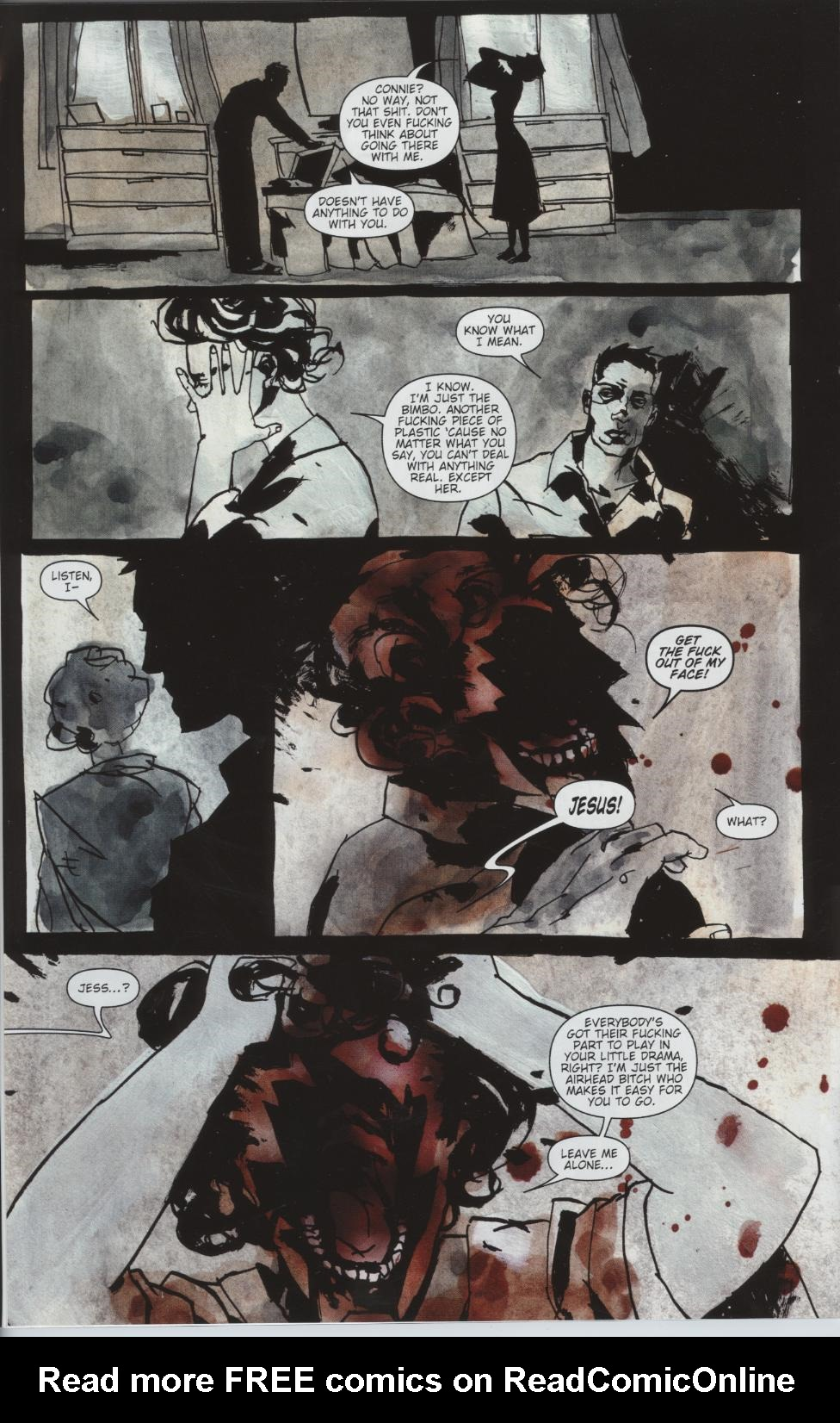 Read online Silent Hill: Dead/Alive comic -  Issue #1 - 16