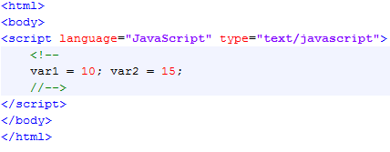 JavaScript Semicolons