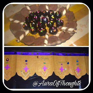Aura Of Thoughts - Diwali activities for children