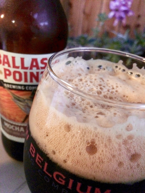 Ballast Point Mocha Marlin Porter 2