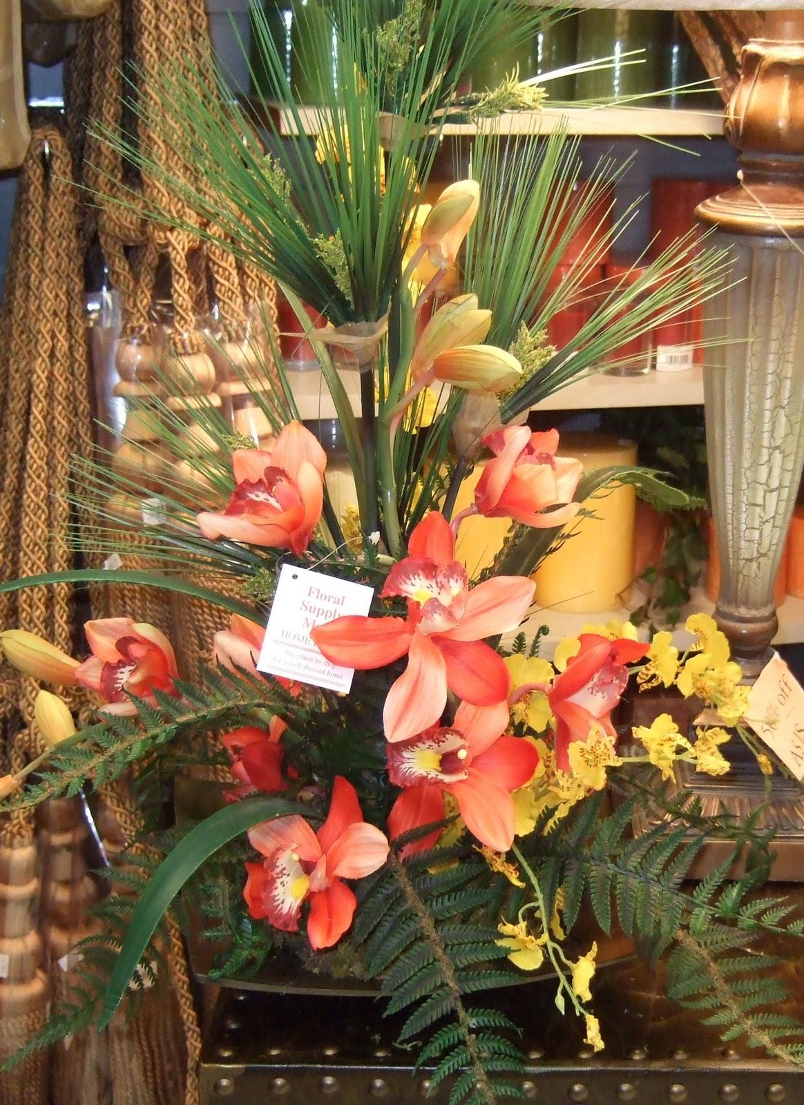 Anasilkflowers Images Silk Orchid Flowers