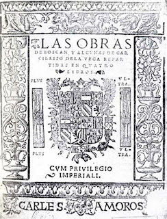 Garcilaso de la vega, soneto 16, Francisco Acuyo