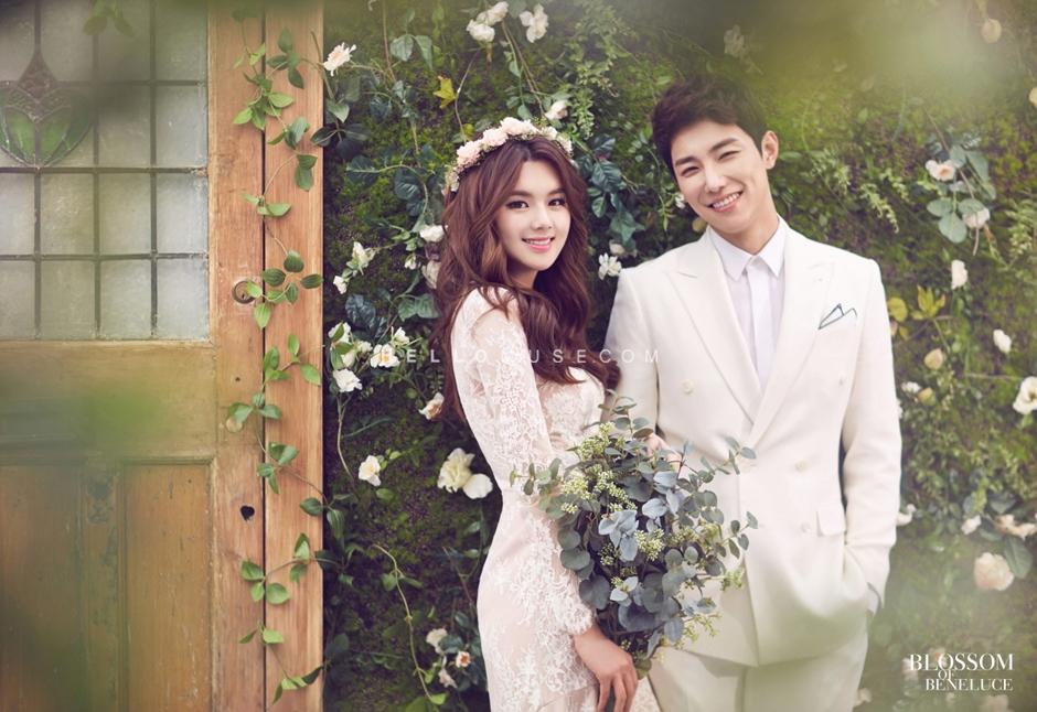 Cherie: Our Korean Pre Wedding / Prenup Photoshoot