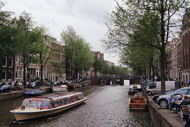 Amsterdam Sommer-Reisetipps | Zauberhafte Grachten | Interrail Juli 2017 | Tasteboykott