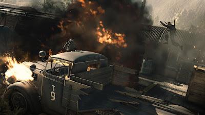 تحميل لعبة sniper elite 1 من ميديا فاير