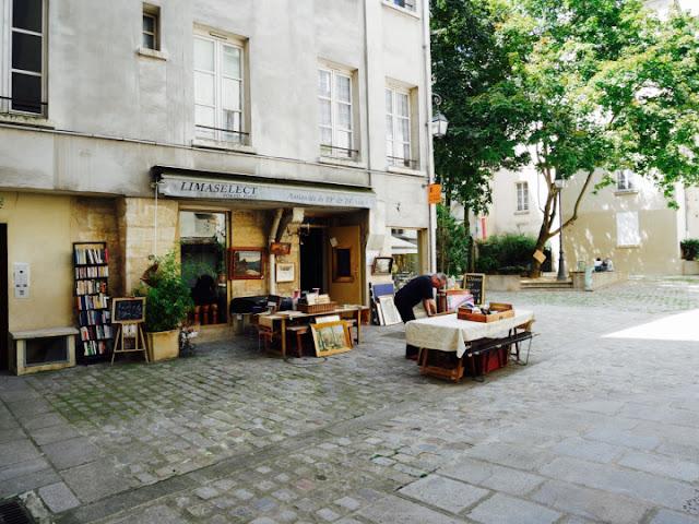 巴黎景點 聖保羅藝術村