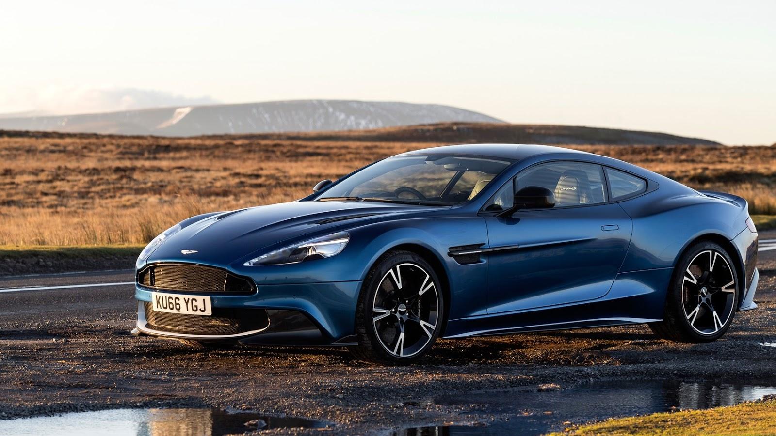 2017 Aston Martin Vanquish S Zagato Volante Convertible Price Specs Interior Redesign