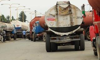 petrol tankers diverting fuel lagos