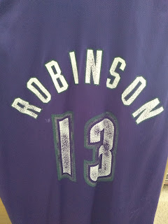 Glenn Robinson jersey mke bucks big dog
