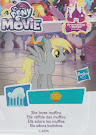 My Little Pony Wave 22 Derpy Blind Bag Card