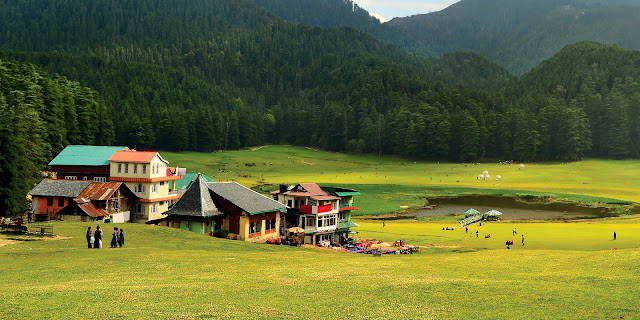 6 nights 7 days himachal tour packages
