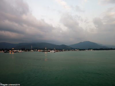 Koh Samui, Thailand daily weather update; 27th January, 2016