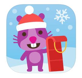 Snow Day app navidad sago mini