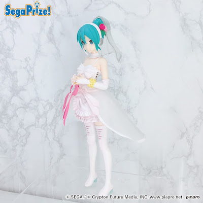 Hatsune Miku White Dress de Project DIVA Arcade Future Ton