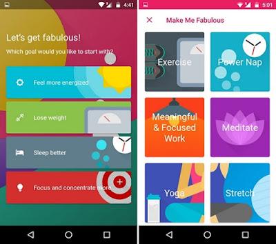 Aplikasi Android Terbaik Untuk Menjaga Motivasi Kerja