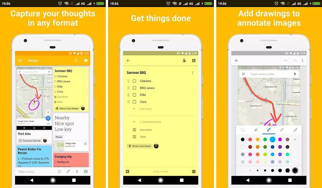 5 Aplikasi Android yang Membuat Blogger Semakin Semangat - 02