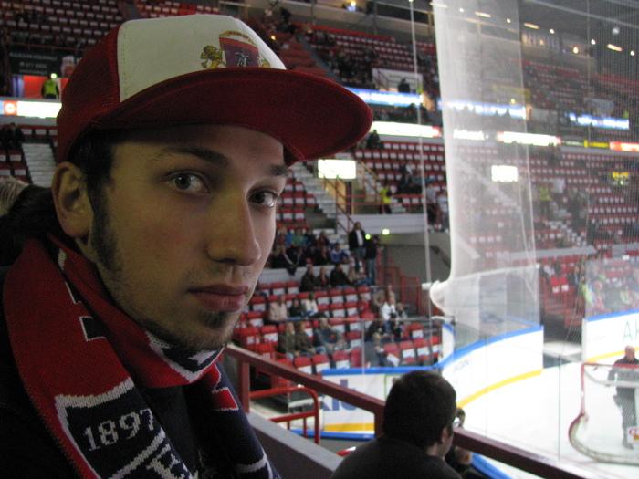 Хоккей в Финляндии