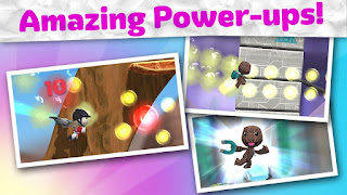 Run Sackboy! Run! Apk Data Obb - Free Download Android Game