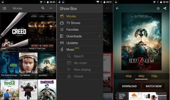 10 Aplikasi Nonton Film Gratis Streaming Full Movies di Android Terbaru 2019