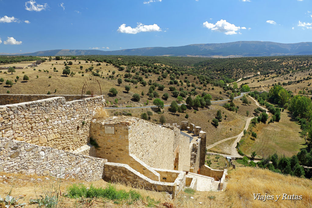 Pozo de las Hontanillas, Pedraza