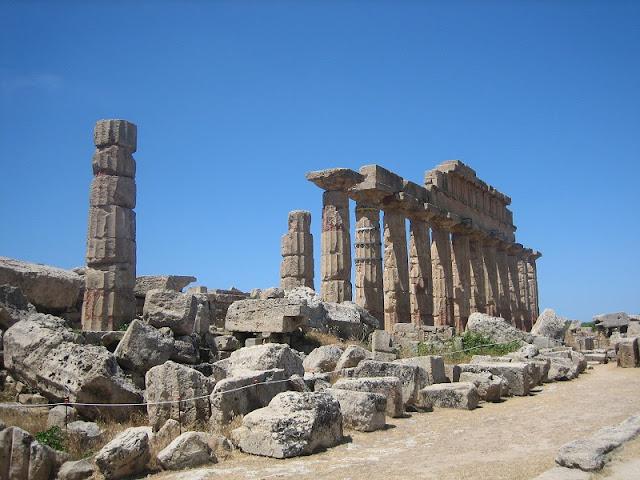 Templo C de Selinunte