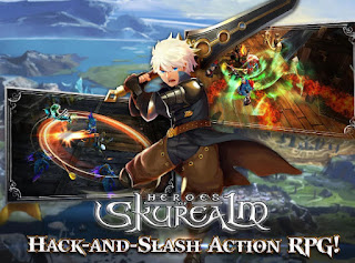 Heroes of Skyrealm V1.0.2 MOD Apk ( High Damage )