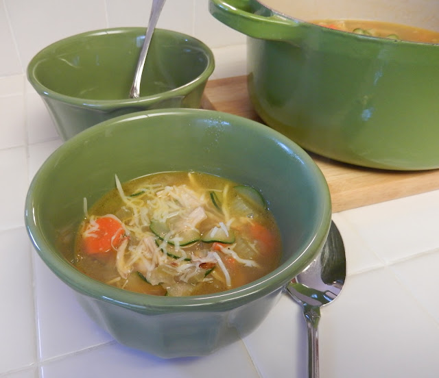Eggface%2BChicken%2BNoodle%2BZoodle%2BSoup%2B2 Weight Loss Recipes Chicken Zucchini Zoodle Noodle Soup