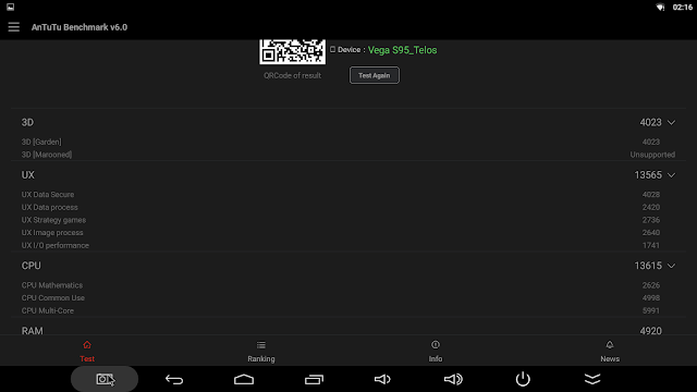 Análise Box Android Tronsmart Vega S95 Telos 37